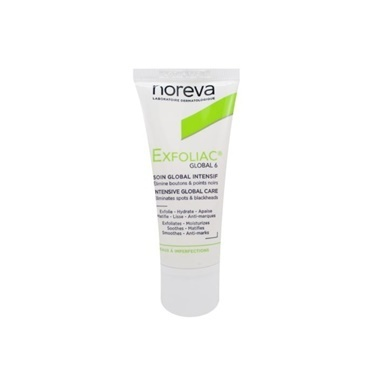 Noreva  Exfoliac Global 6 Imperfections Care 30ml Renksiz